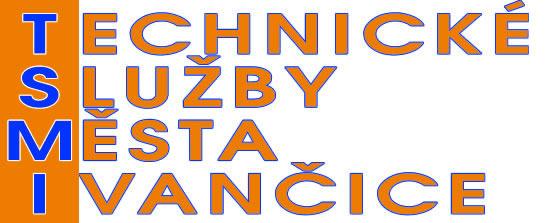 text Technické služby města Ivančice